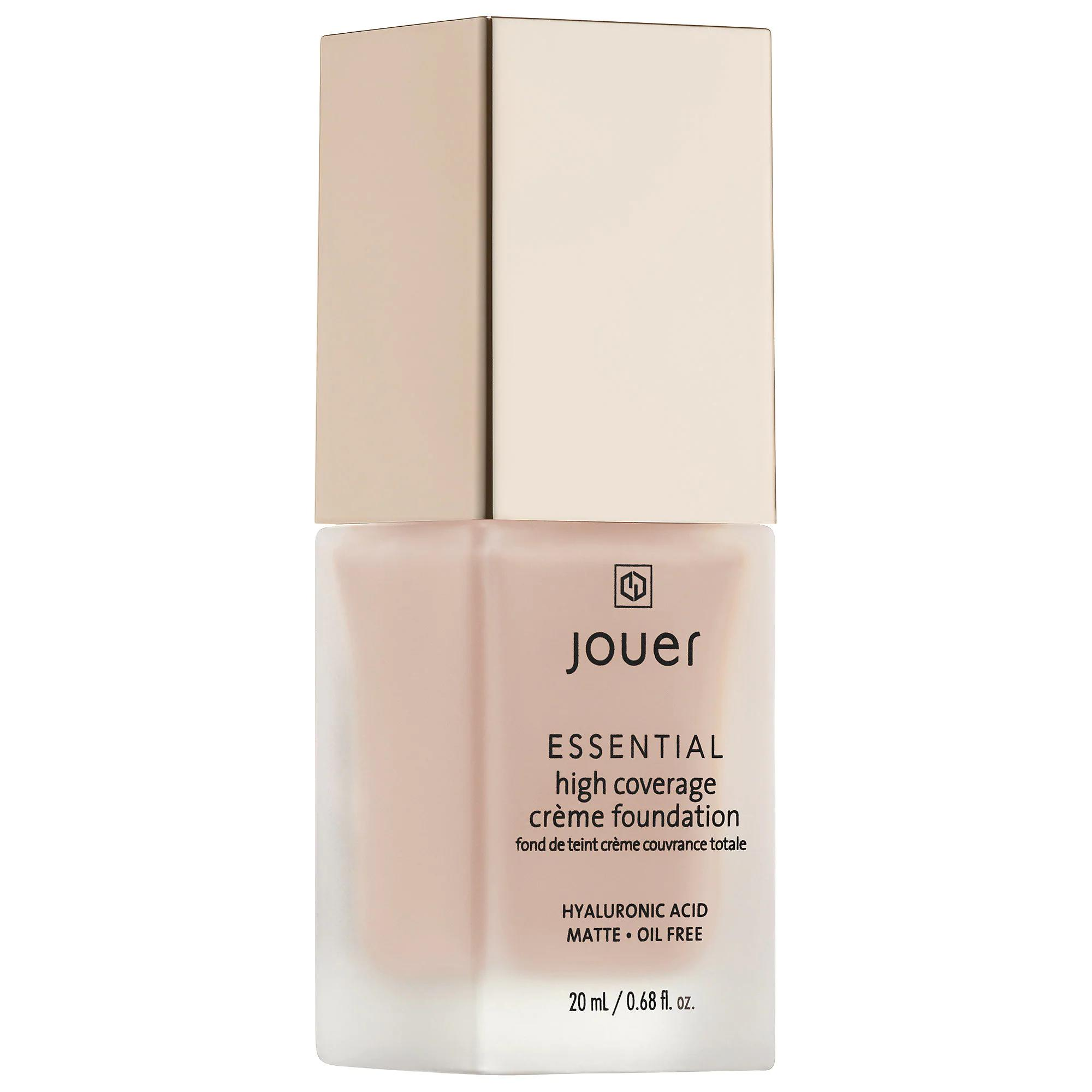 Jouer Essential High Coverage Creme Foundation Ivory