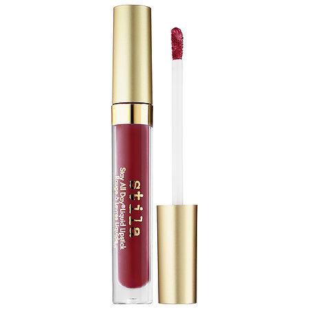 Stila Stay All Day Liquid Lipstick Rubino