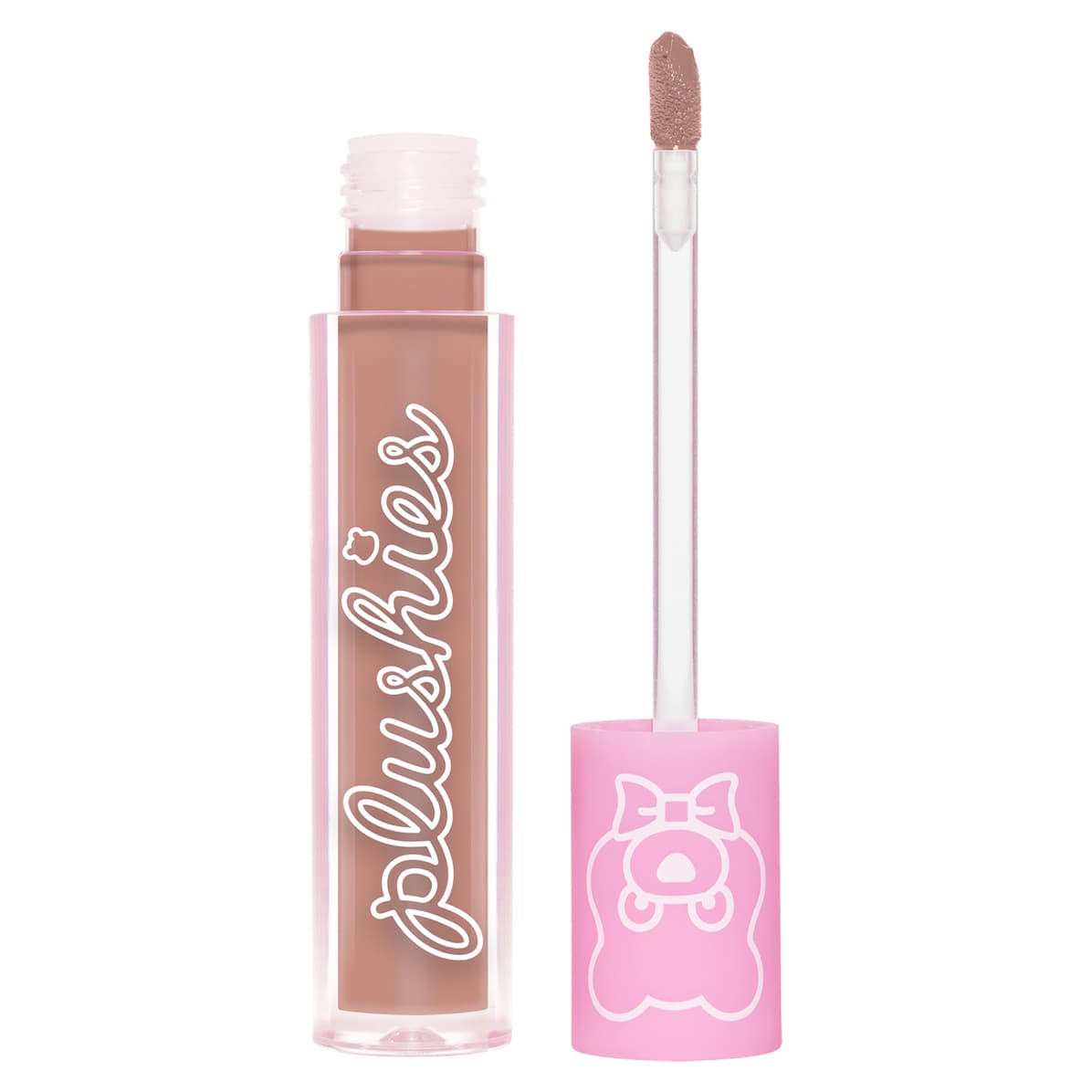 Lime Crime Plushies Soft Lip Veil Chocolate Milk