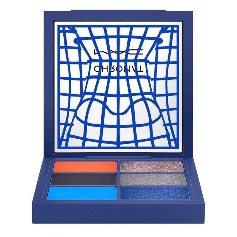 MAC x Chromat #Chromatbabe Super Pack Eyeshadow Palette