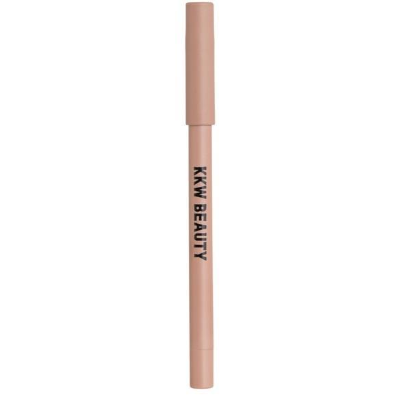 KKW Beauty Creme Lip Liner Peach 3