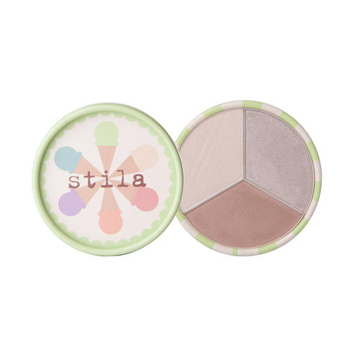 Stila Eyeshadow Trio Rocky Road Ice Cream Collection