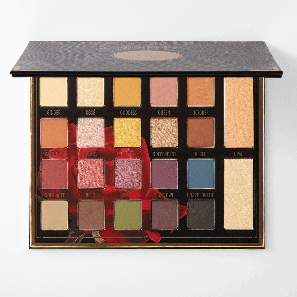 BH Cosmetics Sylvia Gani 22 Color Shadow Palette