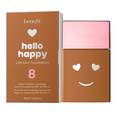 Benefit Hello Happy Soft Blur Foundation 8