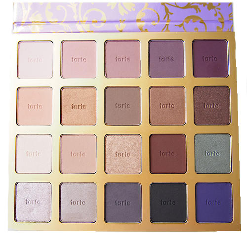 Tarte Amazonian Clay 20 Color Eyeshadow Palette Bon Voyage Collection