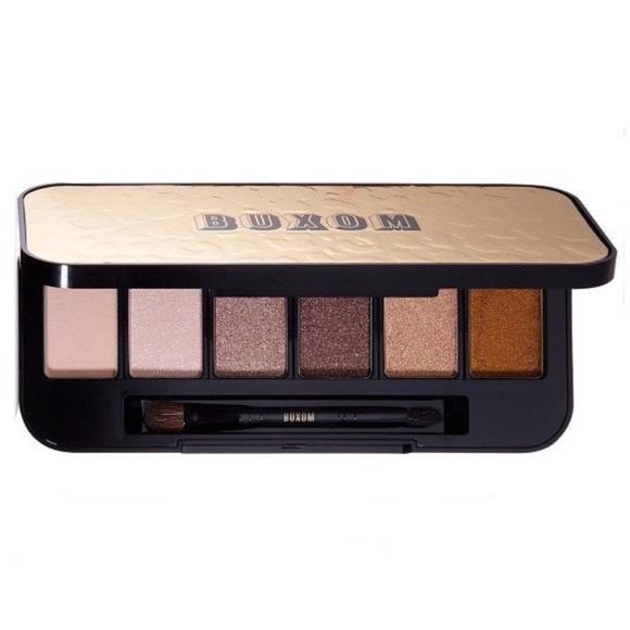 Buxom Neutral Instincts Eyeshadow Palette
