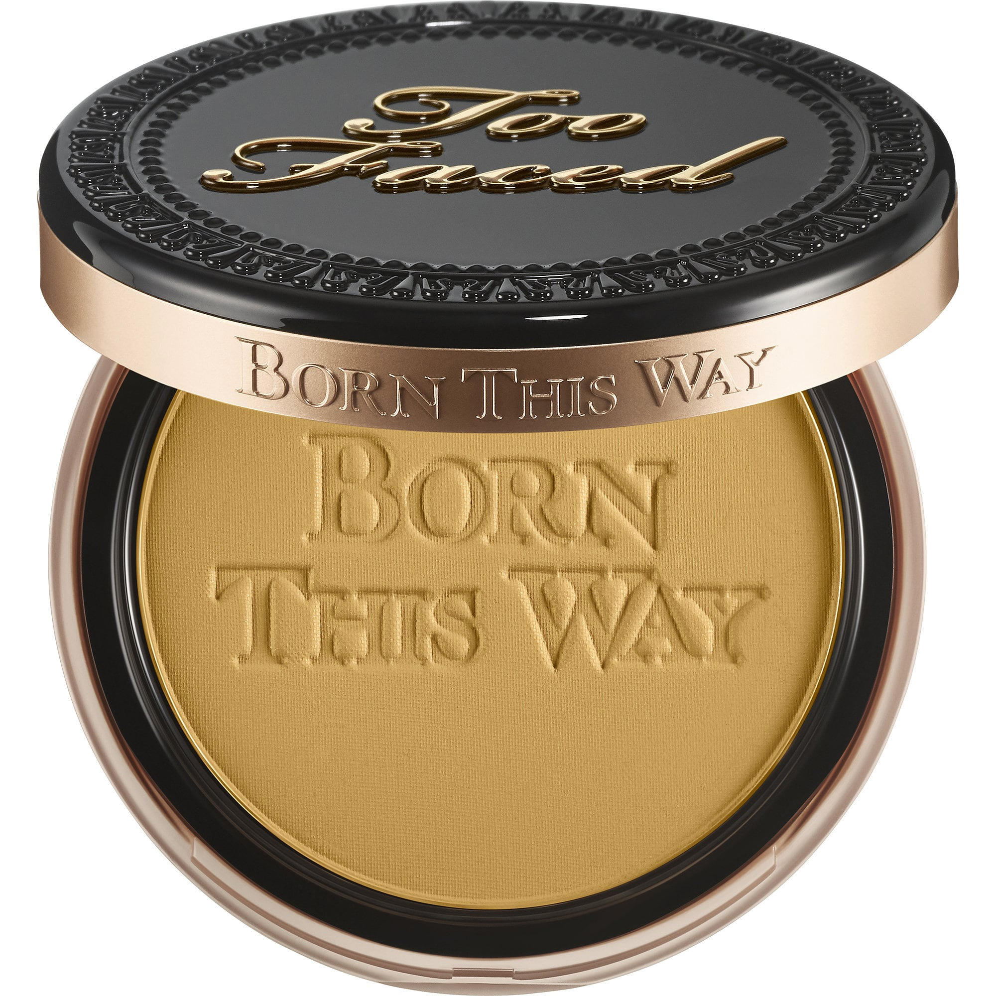 Too Faced Born This Way Multi-Use Complexion Powder Latte
