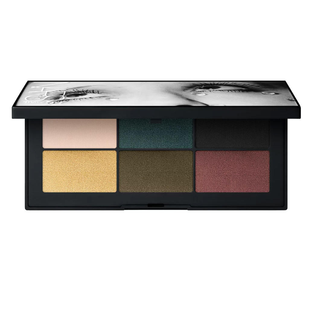 NARS Glass Tears Eyeshadow Palette Man Ray Collection