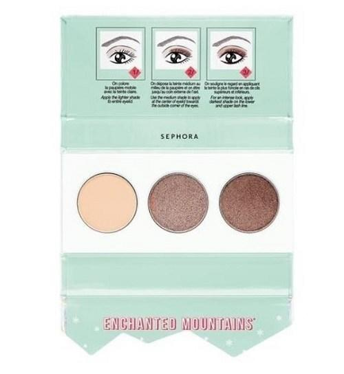 Sephora Collection Enchanted Mountains Eyeshadow Palette
