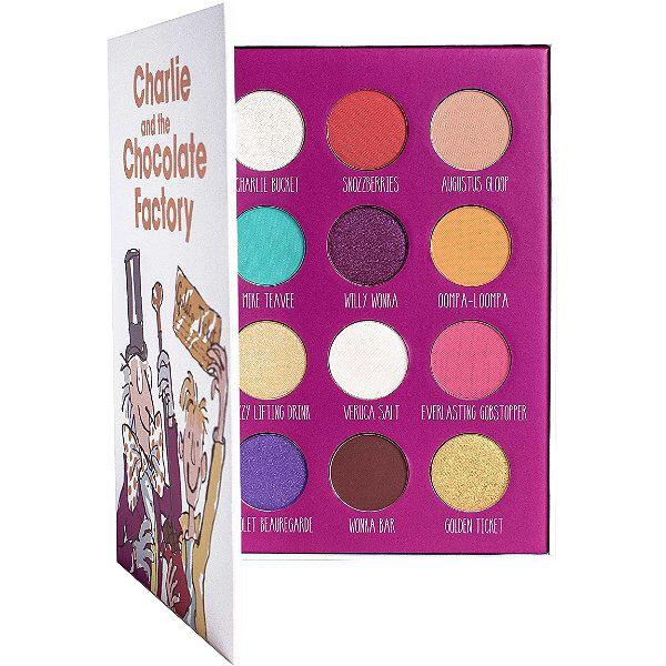 Storybook Cosmetics Charlie And The Chocolate Factory Storybook Palette