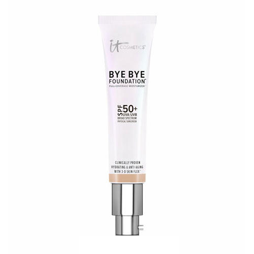 It Cosmetics Bye Bye Foundation Full-Coverage Moisturizer Medium
