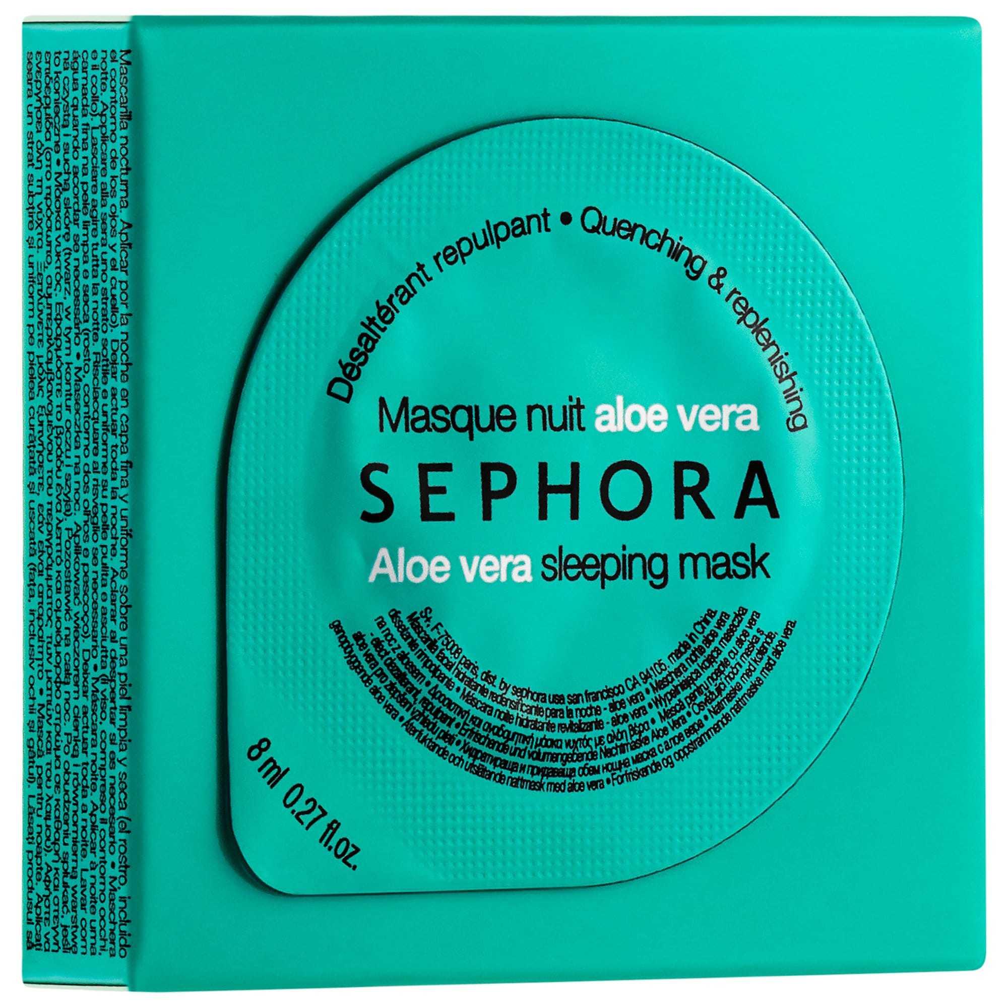 Sephora Aloe Vera Sleeping Mask