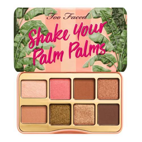 Too Faced Shake Your Palm Palms Eyeshadow Palette