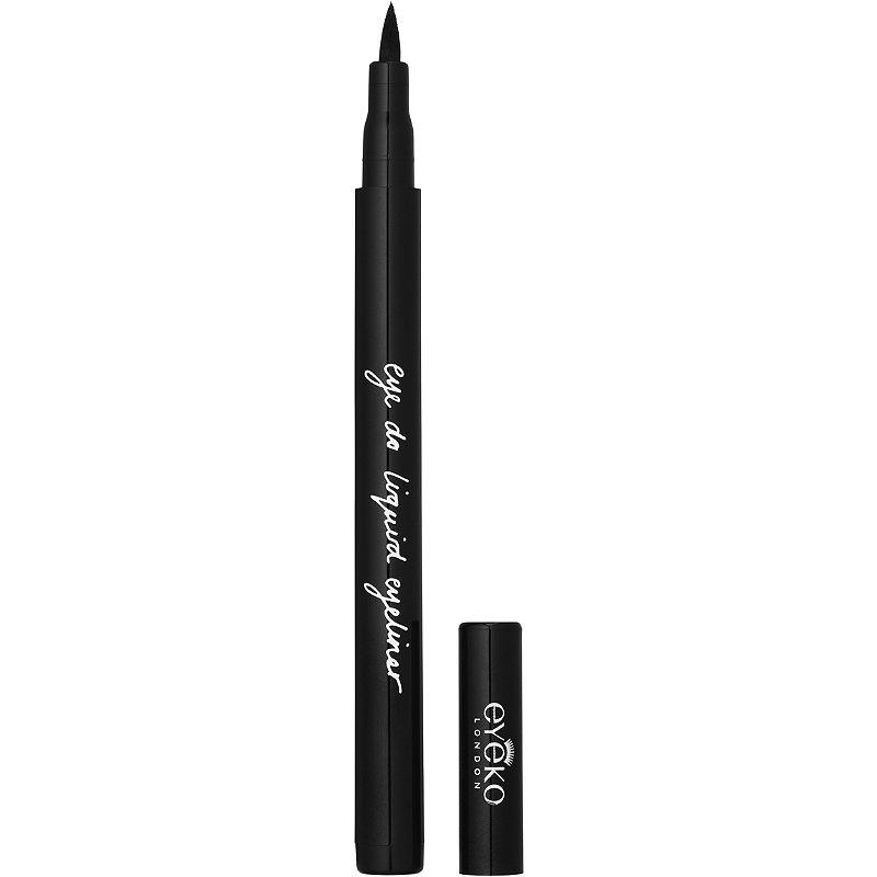 Eyeko London Waterproof Lash-Enhancing Liquid Eyeliner Carbon Black