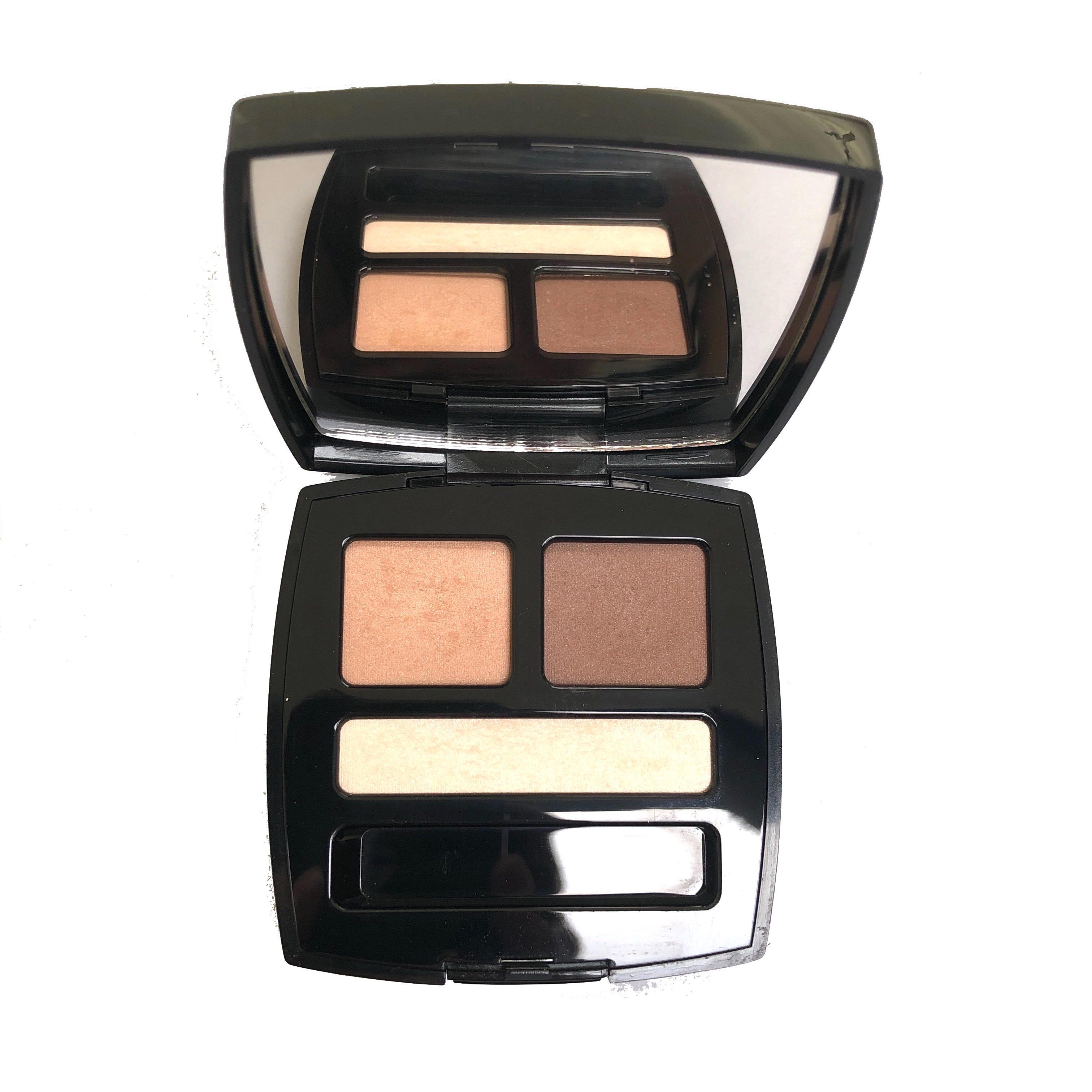 Chanel Basic Eye Colour Natures Sand/Cocoa/Bone
