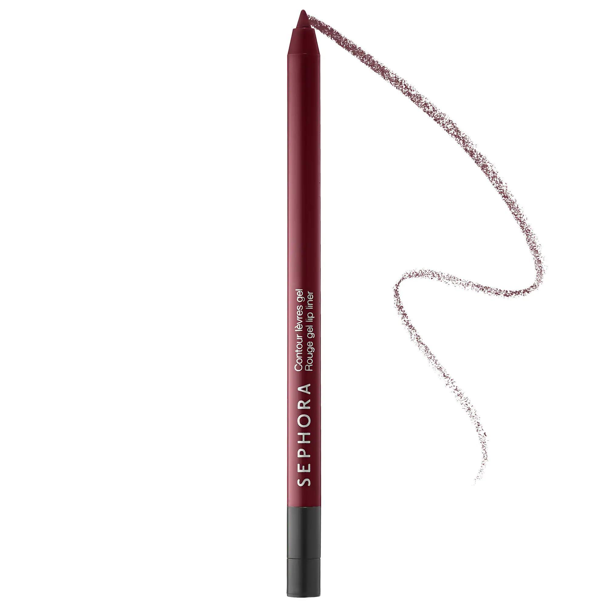 Sephora Rouge Gel Lip Liner Bad Apple 35