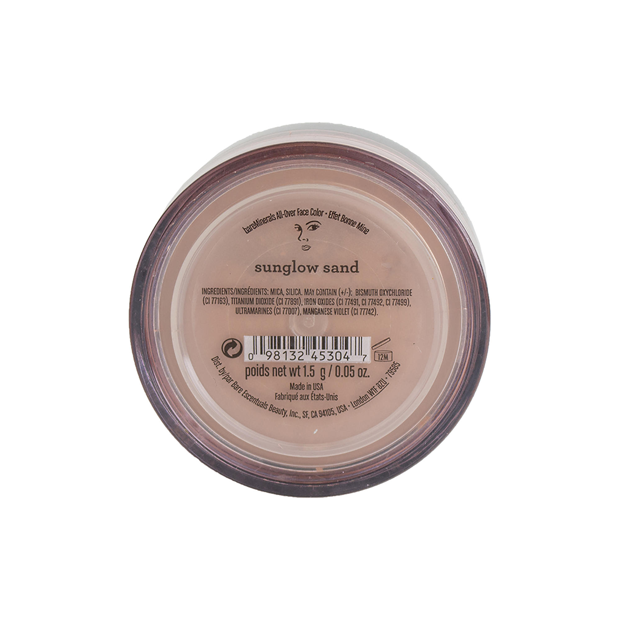 bareMinerals All-Over Face Color Sunglow Sand