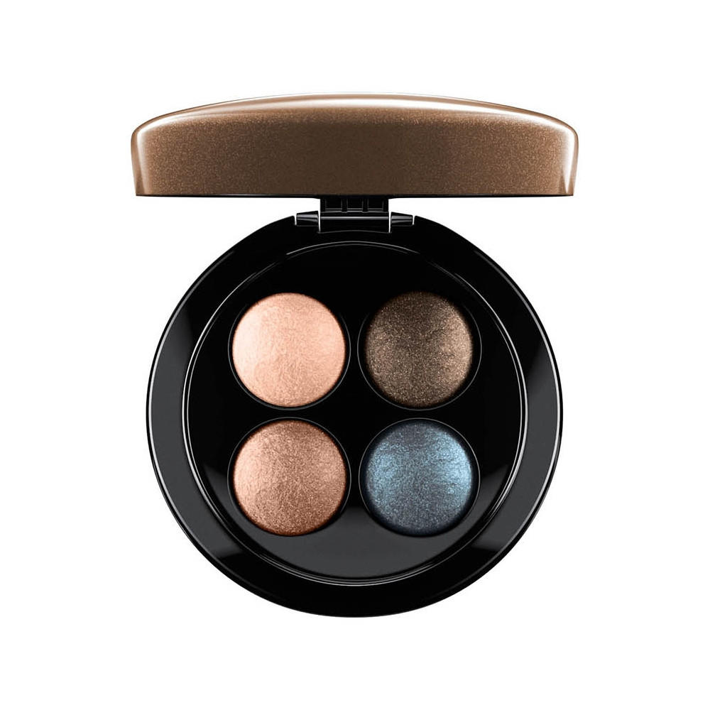 MAC x Jade Jagger Mineralize Eyeshadow Quad Burning Nights
