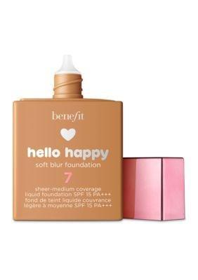 Benefit Hello Happy Soft Blur Foundation 7