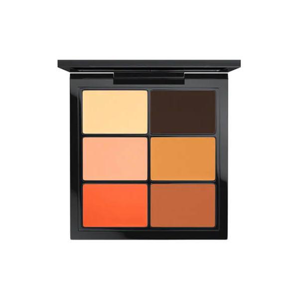 MAC Studio Finish Skin Corrector x6 Palette