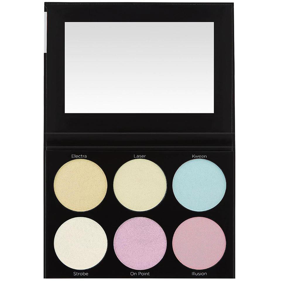 BH 6 Color Palette Blacklight Highlight