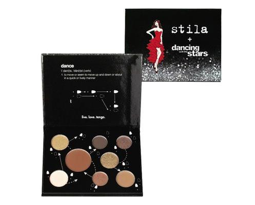 Stila Eye Palette Live Love Tango Dancing With The Stars Collection