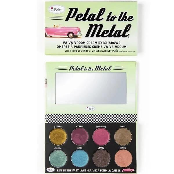 The Balm Petal To The Metal Shift Into Overdrive Eyeshadow Palette