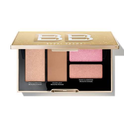 Bobbi Brown Take It To Glow Highlight & Bronzing Powder Palette