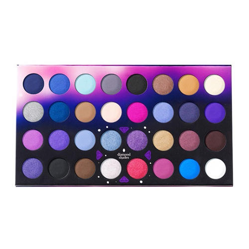 BH Cosmetics 32 Color Eyeshadow Palette Party Girl After Hours