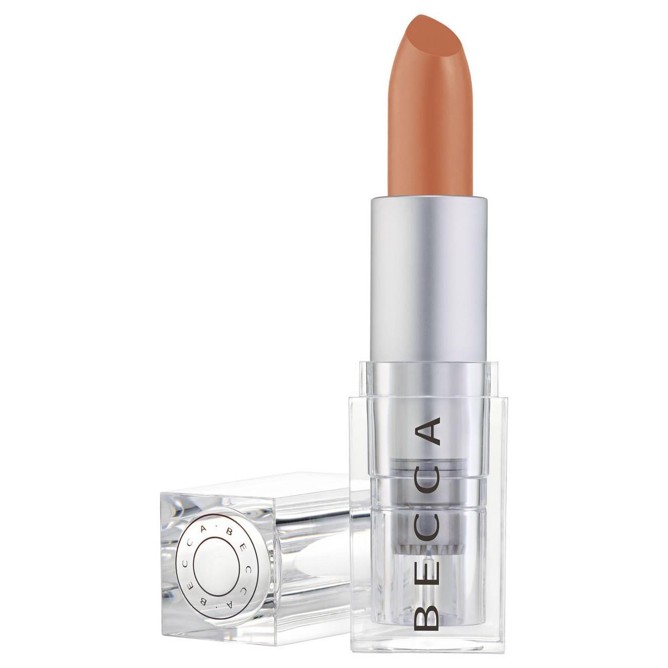 BECCA Lush Lip Colour Balm Cafe Au Lait