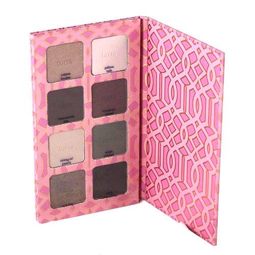 Tarte 8 Color Eyeshadow Palette Sweet Indulgences Collection Creme Brulee