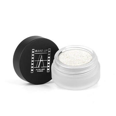 Makeup Atelier Paris Cream Eyeshadow Pearl White ESCB