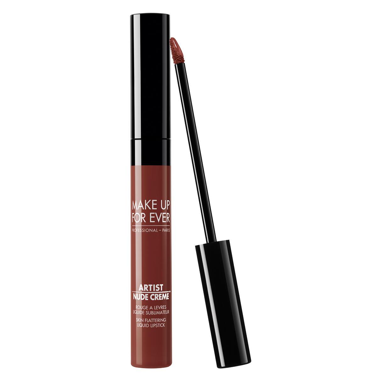 Makeup Forever Artist Nude Creme Liquid Lipstick Bare 12