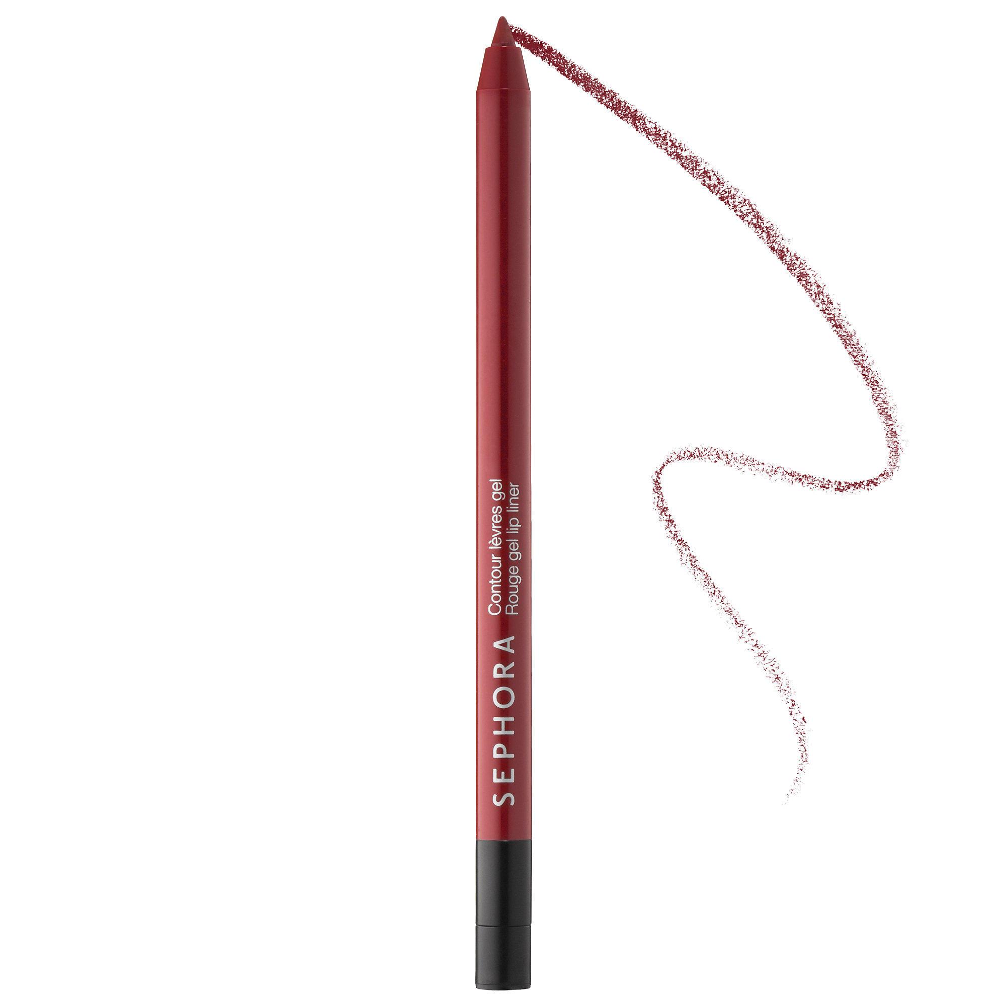 Sephora Rouge Gel Lip Liner It's Cherry 11