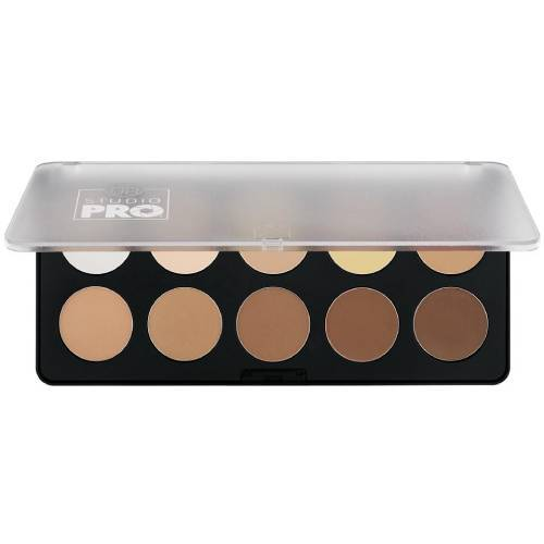 BH Cosmetics Studio Pro Shade & Define 10 Color Contour Palette