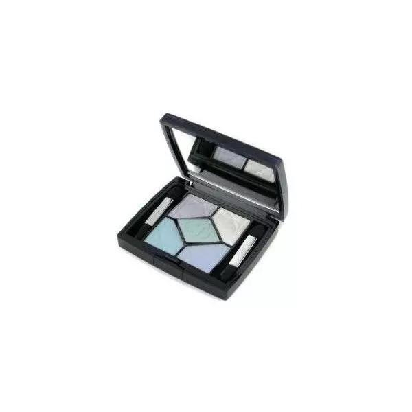 2nd Chance Christian Dior 5 Color Eyeshadow Blue Croisette 130