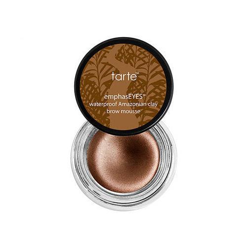 Tarte EmphasEYES Amazonian Clay Brow Mousse Medium Brown Mini
