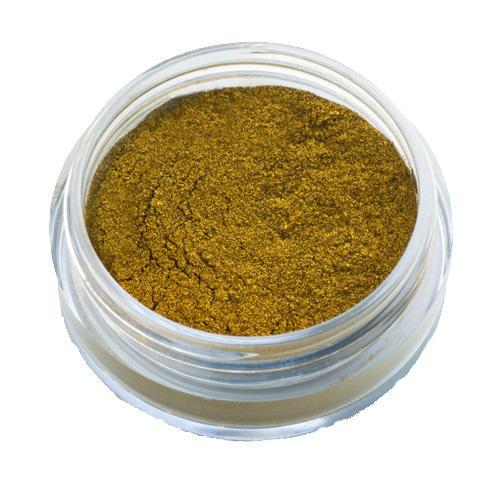 Makeup Geek Loose Pigment Liquid Gold