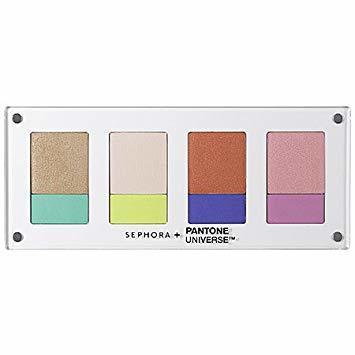 Sephora + Pantone Universe Full Spectrum Eyeshadow Palette Night Fall