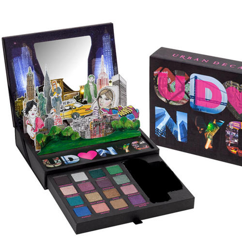 Urban Decay NYC Palette (Without Accessories)