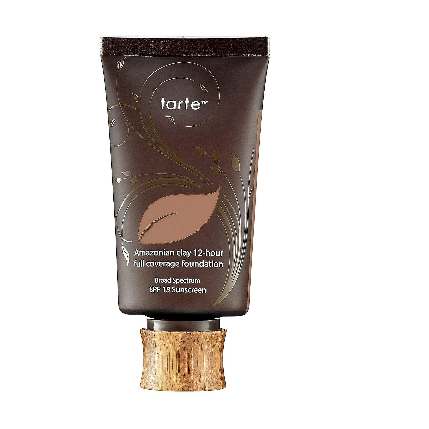 Tarte Amazonian Clay 12-Hour Full Coverage Foundation SPF 15 Tan Sand