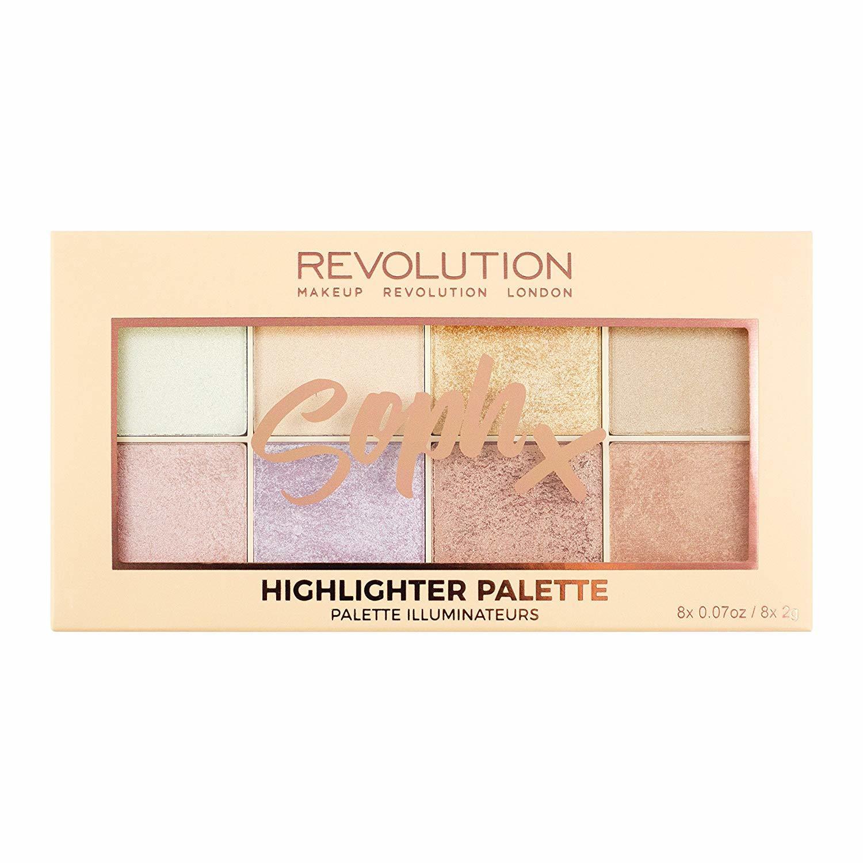 Revolution Soph X Highlighter Palette
