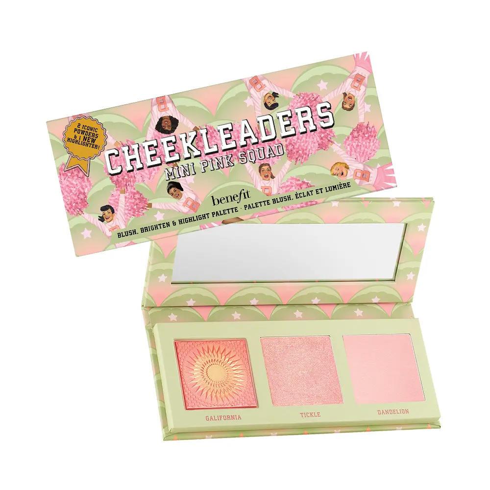 Benefit Cheekleaders Mini Pink Squad Cheek Palette