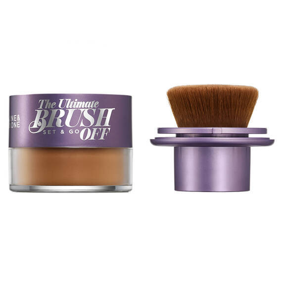 Urban Decay The Ultimate Brush Off Translucent Loose Setting Powder Deep