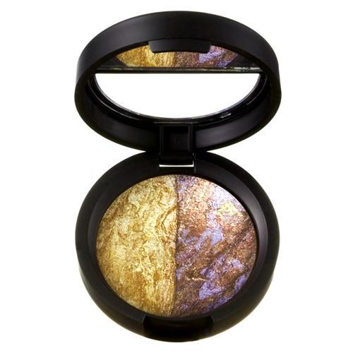 Laura Geller Baked Marble Shadow Duo Opal/Violet