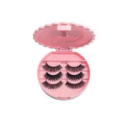 House Of Lashes Ribbon False Eyelash Case Pink | Glambot com - Best