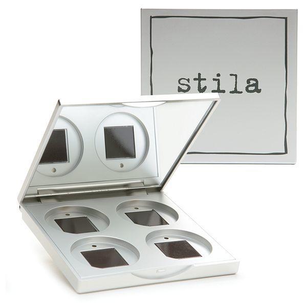 Stila 4 Pan Compact Silver