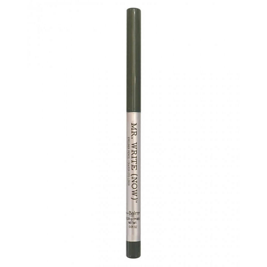 The Balm Mr. Write Now Eyeliner Pencil Olive Green