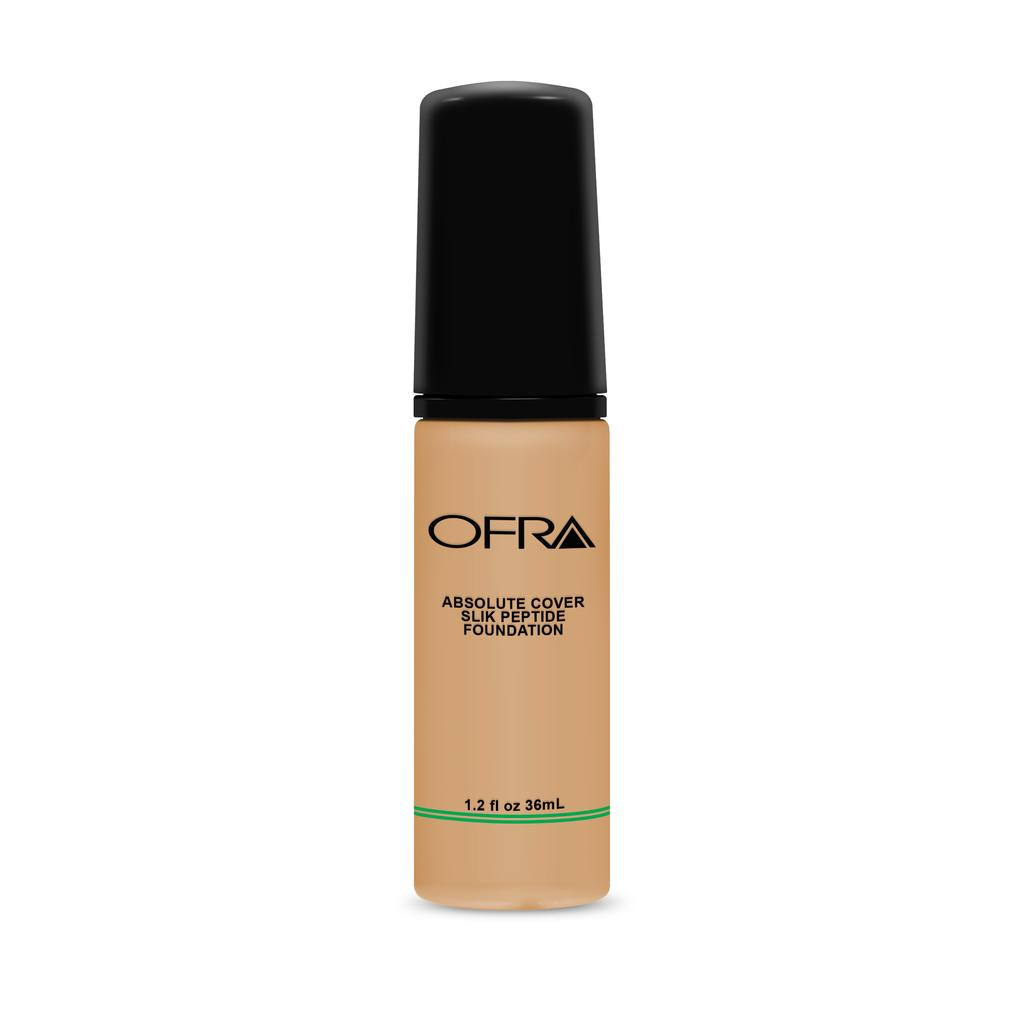 OFRA Absolute Cover Silk Peptide Foundation 06