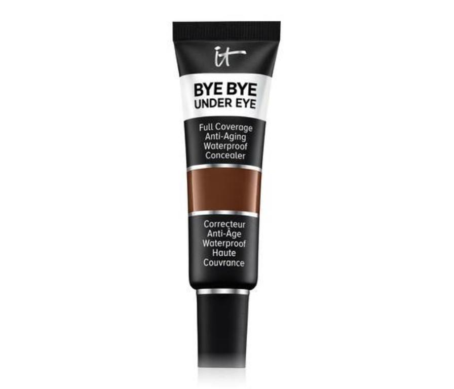 IT Cosmetics Bye Bye Under Eye Full Coverage Anti-Aging Waterproof Concealer 44.0 Deep Natural